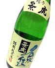 越乃景虎 名水仕込 特別純米酒 1800ml