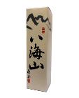 八海山 純米吟醸酒 1.8L カートン
