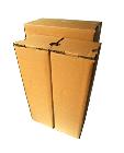 【発送用】1.8L×箱無し2本 破損防止用カートン