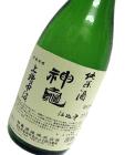 神亀 純米 上槽中汲酒(槽口) 720ml