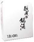 日本の酒1.8L 3本入れ化粧箱