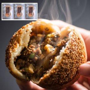 長崎成功胡椒餅(こしょうもち) 2個入×3