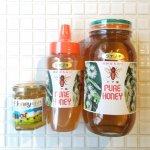 北海道産シナ蜂蜜 500g