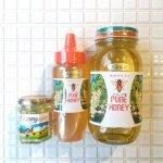 北海道産アカシア蜂蜜 130g