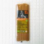 全粒粉デュラム小麦 有機スパゲッティ 500g