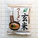 玄米ラーメン(胡麻みそ味) 119g(めん80g)