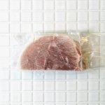 放牧豚モモブロック 【冷凍品】250g