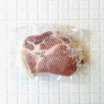放牧豚肩ロースブロック 【冷凍品】400g