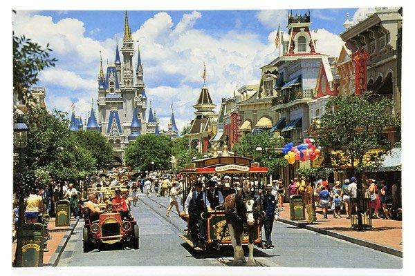 Walt Disney World・VINTAGE POS...