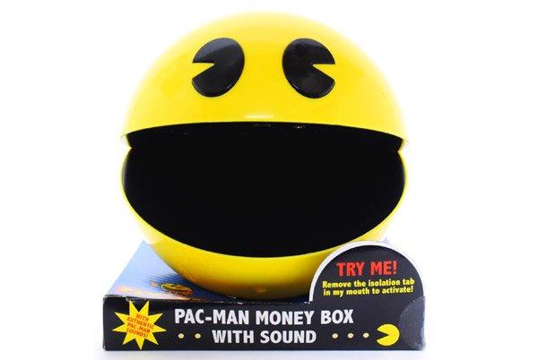 namco bandai games ナムコ バンダイ ゲームス pac man money box