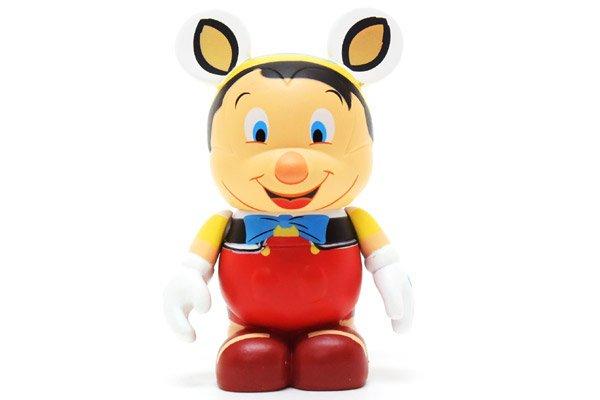 """Vinylmation/バイナルメーション・Animation Series1/アニメーションシリーズ1 「Pinocchio/ピノキオ」3""""・本体のみ おもちゃ屋 KNot a TOY ノットアトイ Online Shop in 高円寺"""