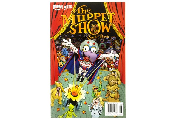 THE MUPPET SHOW・COMIC BOOK/ザ...