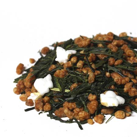 玄米茶[花橘]