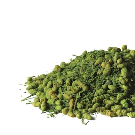 抹茶入玄米茶[舞緑]
