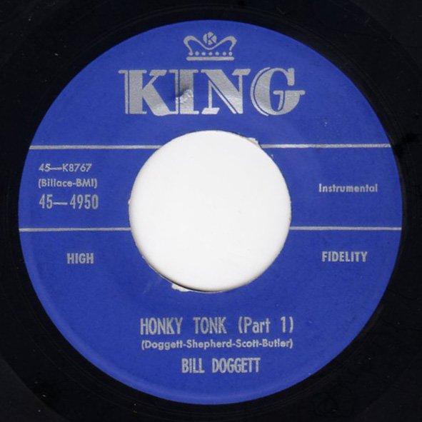 Bill Doggett - Honky Tonk - FRATHOP RECORDS