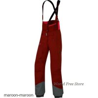 【2016/2017】マムート サンリッジ プロ HS ビブ レディース Mammut Sunridge Pro HS Bib Pants Women