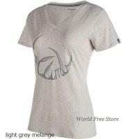 【2017モデル】マムート ゼファー Tシャツ レディース Mammut Zephira T-Shirt Women