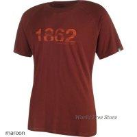 【2017モデル】マムート ヴィンテージ Tシャツ メンズ Mammut Vintage T-Shirt Men