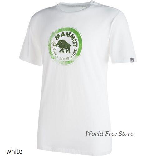 【2017モデル】マムート セール Tシャツ メンズ Mammut Seile T-Shirt Men