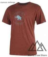 【2017モデル】マムート ギャランティー Tシャツ メンズ Mammut Mammut Garantie T-Shirt Men