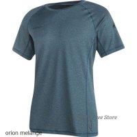 【2017モデル】マムート トロバット プロ Tシャツ メンズ Mammut Trovat Pro T-Shirt Men