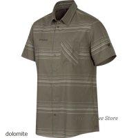 【2017モデル】マムート トロバット ツアー シャツ メンズ Mammut Trovat Tour Shirt Men