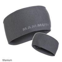 【2017/2018】マムート ボタニカ ヘッドバンド Mammut Botnica Headband