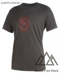 【2017/2018】マムート ギャランティー Tシャツ メンズ Mammut Mammut Garantie T-Shirt Men