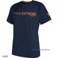 【2018】マムート シンク エクストリーム Tシャツ レディース Think Extreme T-Shirt Women