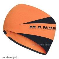 【在庫商品】マムート サーティグ ヘッドバンド Mammut Sertig Headband