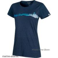 【2018モデル】マムート サンセット Tシャツ レディース Mammut Mammut Sunset T-Shirt Women