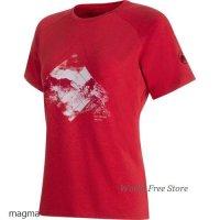 【2018モデル】マムート マウンテン Tシャツ レディース Mammut Mountain T-Shirt Women