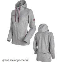 【2018モデル】マムート ロゴ ML フーディ ジャケット レディース Mammut Logo ML Hooded Jacket Women