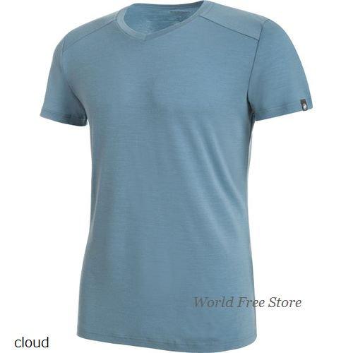 Mammut Alvra T-Shirt Men; Graphite; L