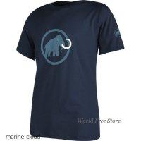 【2018モデル】マムート マムート ロゴ シャツ メンズ Mammut Mammut Logo-Shirt Men