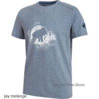 【2018モデル】マムート トロバット Tシャツ メンズ Mammut Trovat T-Shirt Men