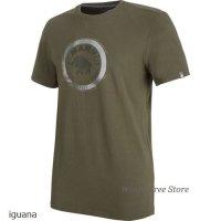 【即納】マムート セール Tシャツ メンズ Mammut Seile T-Shirt Men