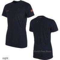 【即納】マムート モエンチ ライト Tシャツ メンズ Mammut Moench Light T-Shirt Men