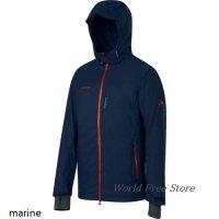 【2015/2016】マムート ボルミオ HS フーディ ジャケット メンズ Mammut Bormio HS Hooded Jacket Men