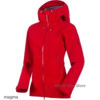 【在庫商品】マムート リッジ HS フーディ レディース Mammut Ridge HS Hooded Jacket Women