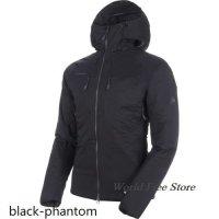 【在庫商品】マムート ライム IN フレックス フーディ ジャケット メンズ Mammut Rime IN Flex Hooded Jacket Men