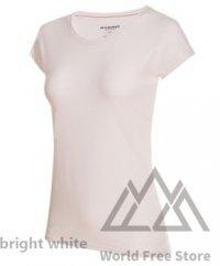 【2019モデル】マムート トロバット Tシャツ レディース Mammut Trovat Women's T-Shirt