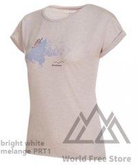 【2019モデル】マムート マウンテン Tシャツ レディース Mammut Mountain Women's T-Shirt