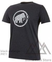 【2019モデル】マムート トロバット Tシャツ メンズ Mammut Trovat T-Shirt Men