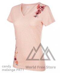 【2019モデル】マムート ゼファー Tシャツ レディース Mammut Zephira T-Shirt Women