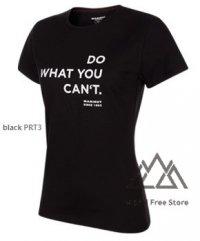 【2019モデル】マムート セイル Tシャツ レディース Mammut Seile Women's T-Shirt
