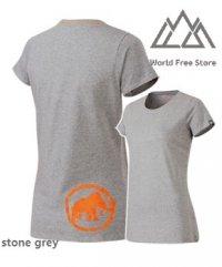 【2015/2016】マムート ロゴ Tシャツ レディース Mammut Mammut Logo Women's T-Shirt