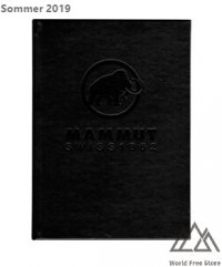 【在庫商品】マムート ノートブック Mammut Notebook