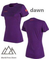 【在庫商品】マムート モエンチ ライト Tシャツ レディース Mammut Moench Light T-Shirt Women