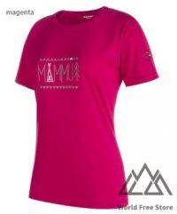 【2016モデル】マムート トロバット アドバンス Tシャツ レディース Mammut Trovat Advanced T-Shirt Women